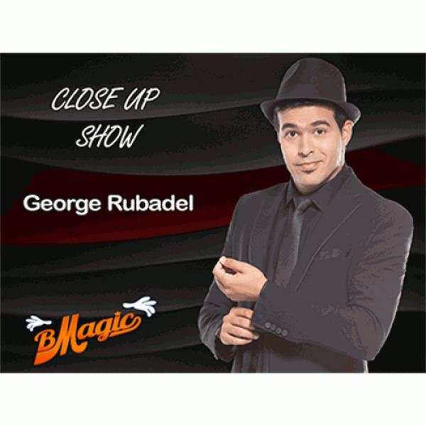 Close up Show com George Rubadel (Portuguese Langu...