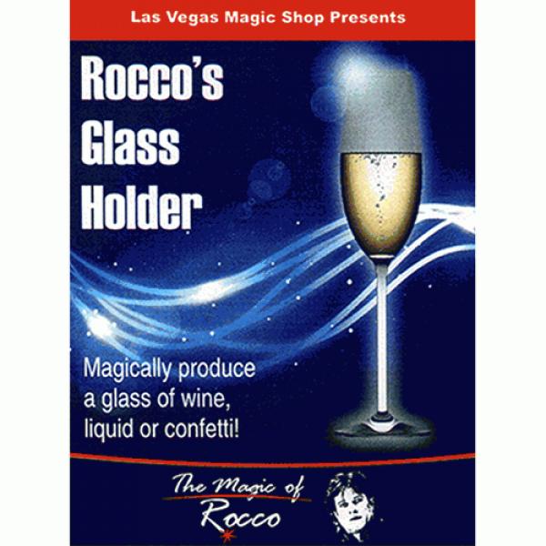Rocco's Glass Holder by Rocco Silano