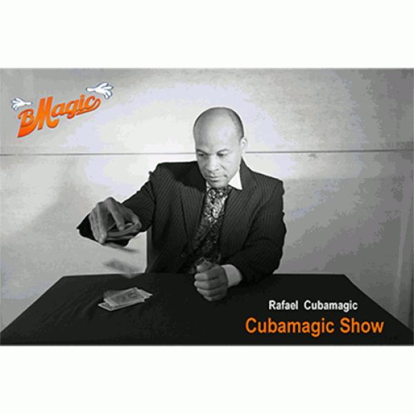 Cubamagic Show by Rafael (Spanish Language only) -...
