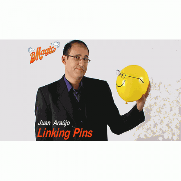 Linking Pins (Portuguese Language Only)by Juan Ara...