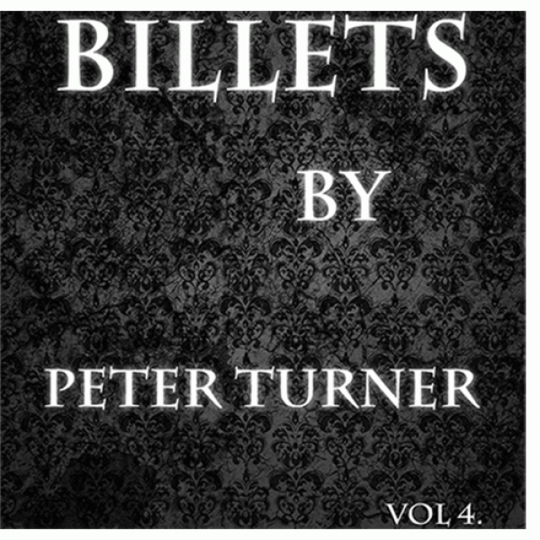 Billets (Vol 4) by Peter Turner eBook DOWNLOAD