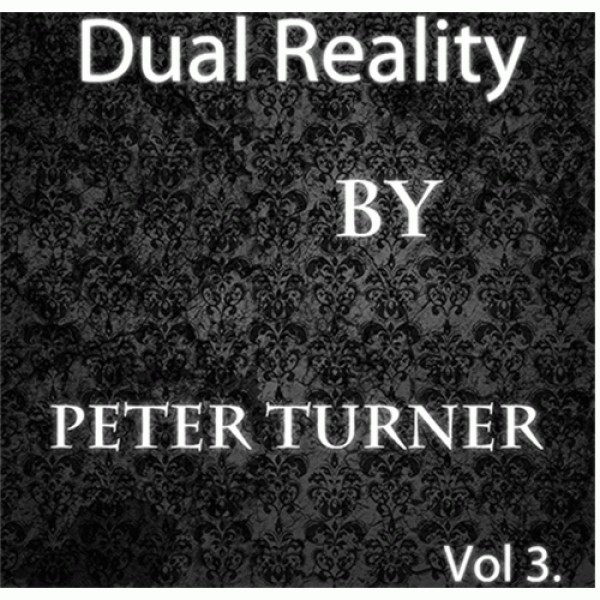 Dual Reality (Vol 3) by Peter Turner eBook DOWNLOA...