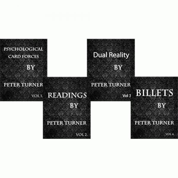 4 Volume Set of Reading, Billets, Dual Reality and...