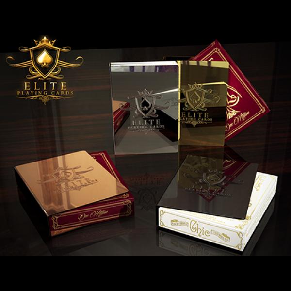 Elite Card Clip (Classic Silver 925 Sterling Plate...