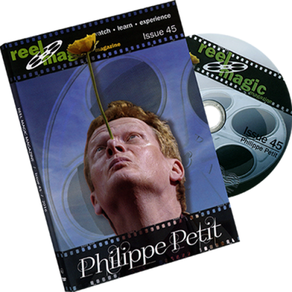 Reel Magic (Philippe Petit) - DVD