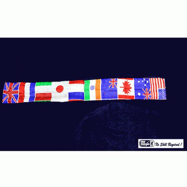 Chameleon Flag Streamer by Mr. Magic