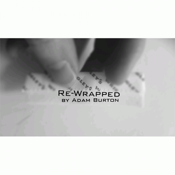 Re-Wrapped by Adam Burton video DOWNLOAD