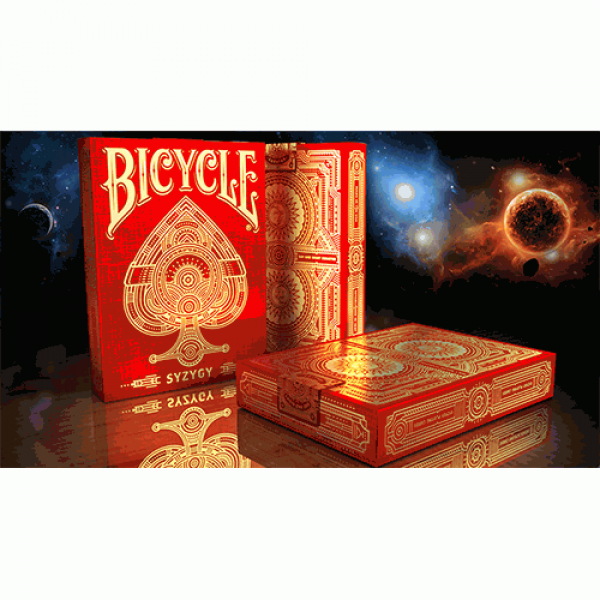 Bicycle Syzygy Playing Cards by Elite Playing Card...