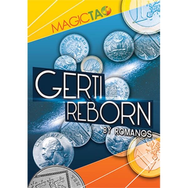Gerti Reborn US Quarter Version (Gimmick and Onlin...