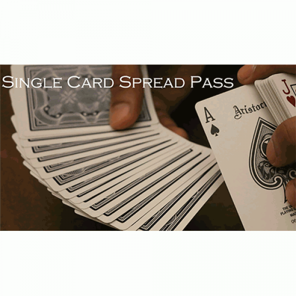 Magic Encarta Presents Single Card Spread Pass by ...