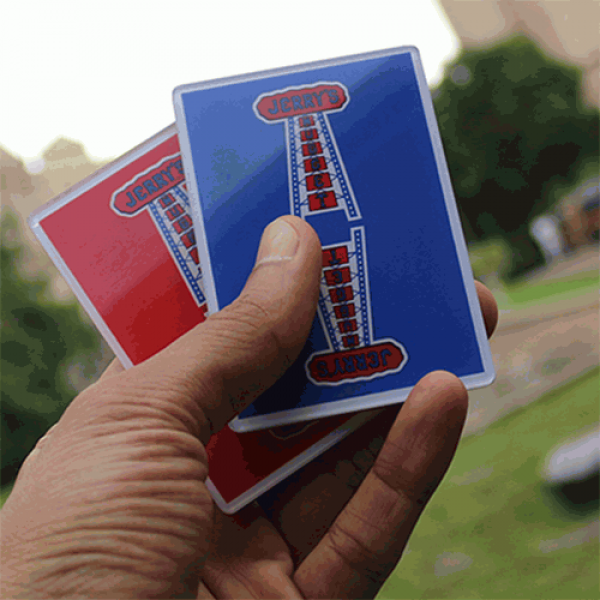 Jerry Nugget Cardistry Trainers (Red/Blue Double B...