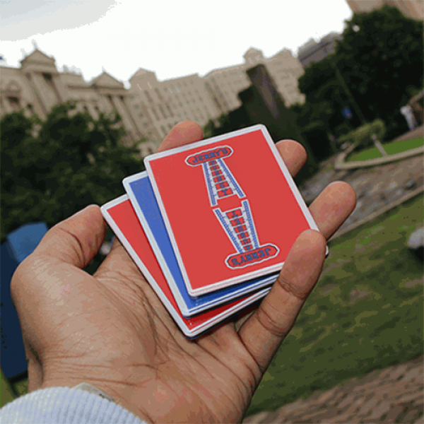 Jerry Nugget Cardistry Trainers (Red Double Backer...