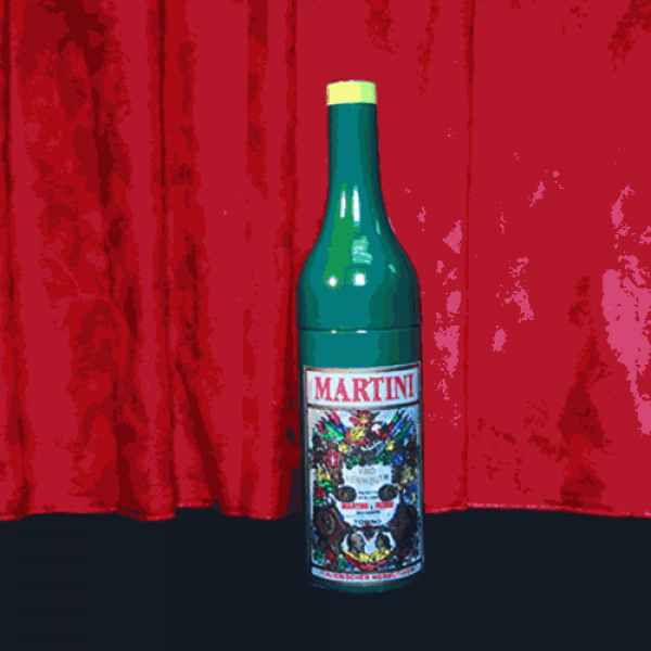 Vanishing Martini Bottle (and Tube) by Mr. Magic