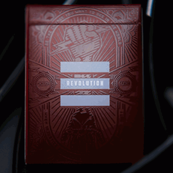 Revolution Playing Cards by Murphys Magic