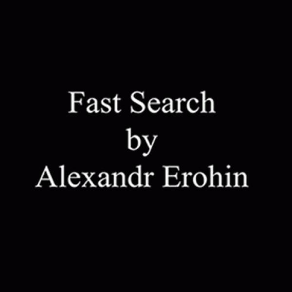 Fast Search Alexandr Erohin video DOWNLOAD