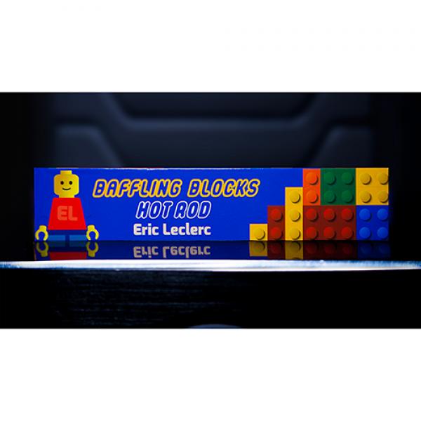 Baffling Blocks (Gimmick and Online Instructions) ...