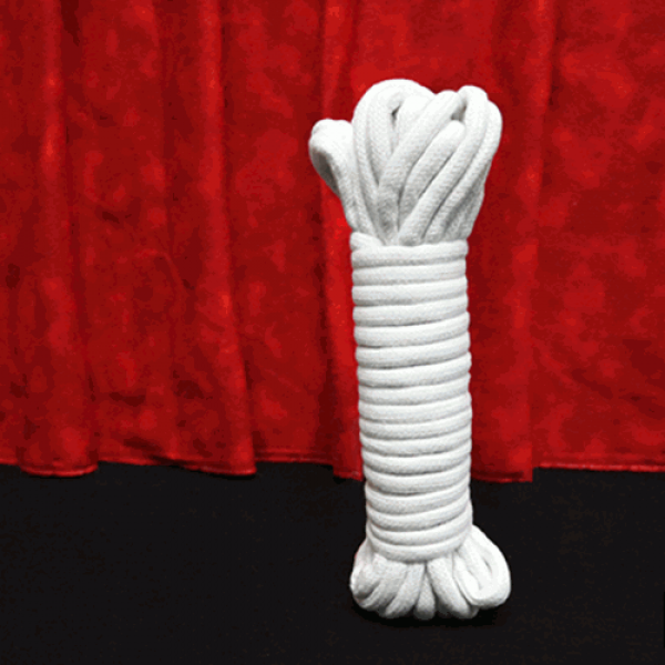 Cotton Rope, White (50') by Mr. Magic