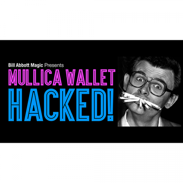 Mullica Wallet Hacked! with DVD, Books, and Props ...