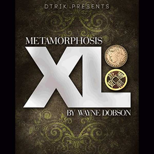 Metamorphosis XL (Gimmicks and Online Instructions...