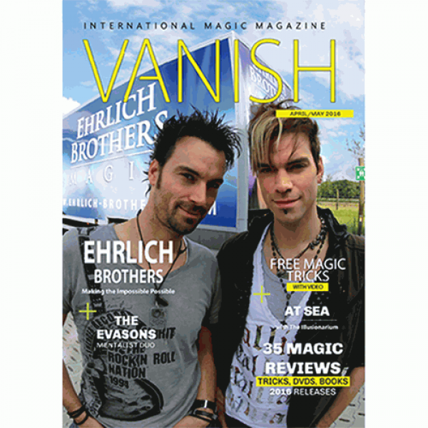 VANISH Magazine April/May 2016 - Ehrlich Brothers ...