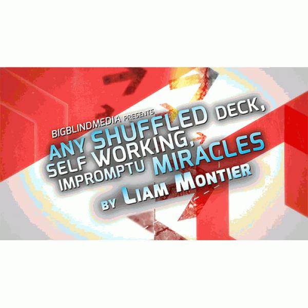 Any Shuffled Deck - Self-Working Impromptu Miracle...