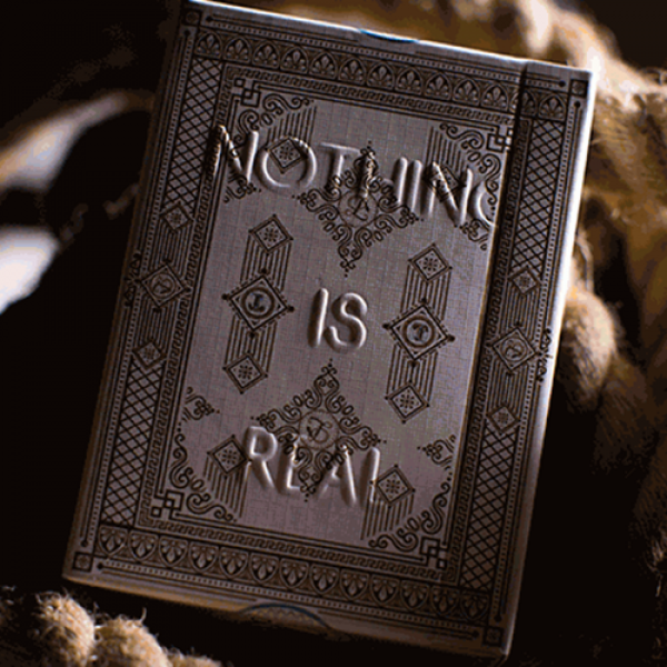 Mazzo di Carte Lies Playing Cards (Nothing is Real...