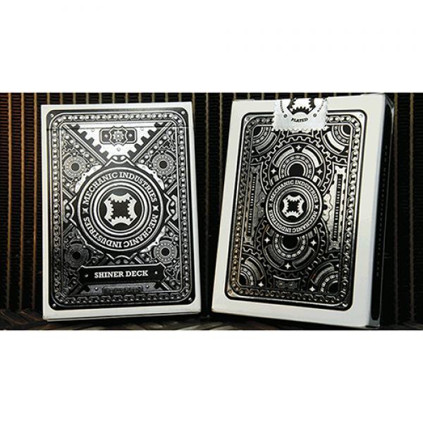 Mazzo di carte Mechanic Shiner Deck by Mechanic In...