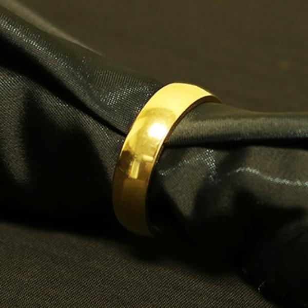 Gold Magnet Ring for Soorya's Mental Key