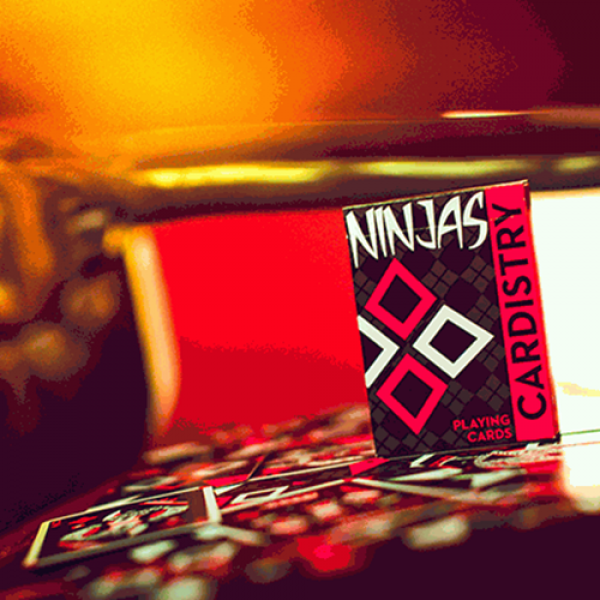 Cardistry Ninjas Playing Cards by World Card Exper...