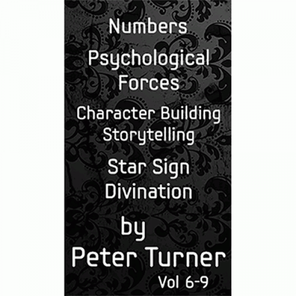 4 Volume Set (Numbers, Psychological Forces, Chara...
