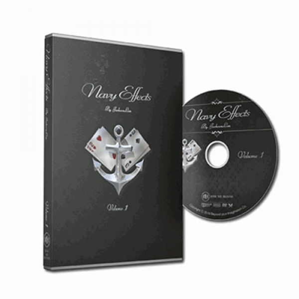 NAVY Effects Vol. 1 by Jaehoon Lim - DVD
