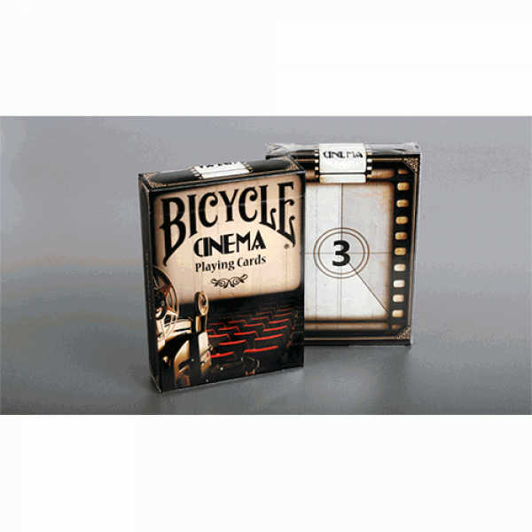 Mazzo di carte Bicycle Cinema Playing Cards by Col...