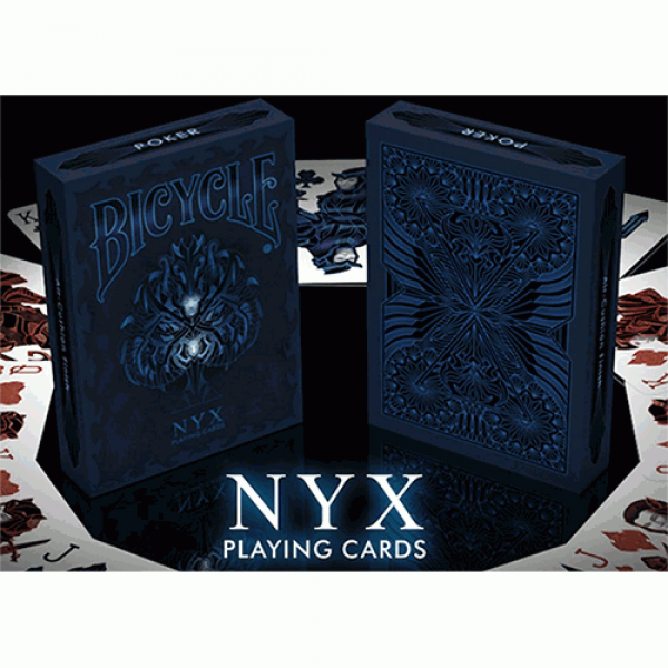 Mazzo di Carte Bicycle NYX Playing Cards by Collec...