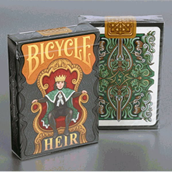 Mazzo di carte Bicycle Heir Playing Cards by Colle...