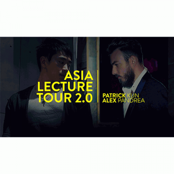 Asia Lecture Tour 2.0 by Alex Pandrea and Patrick ...