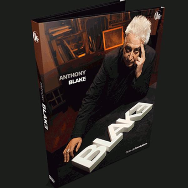 Anthony Blake by Grupokaps Productions - 3 DVD set