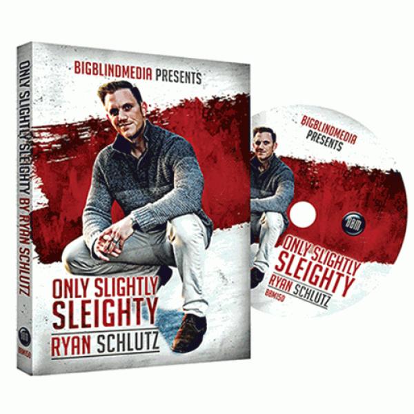 Only Slightly Sleighty by Ryan Schlutz - DVD