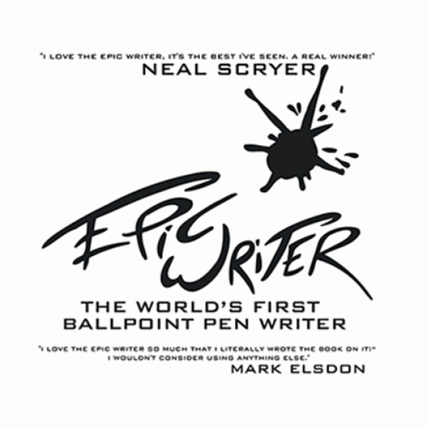 Epic Writer by Magic World