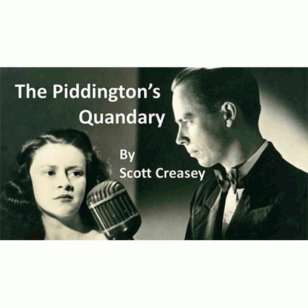 The Piddington's Quandary by Scott Creasey vi...