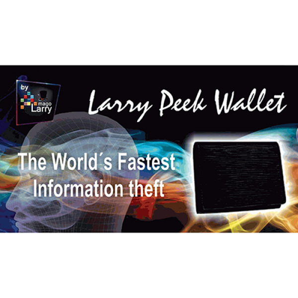 The Larry Peek Wallet (Gimmick and Online Instruct...