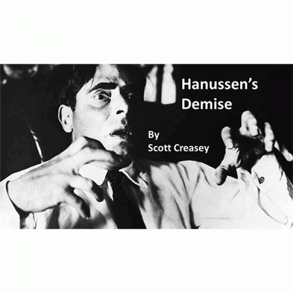 Hanussen's Demise by Scott Creasey video DOWN...