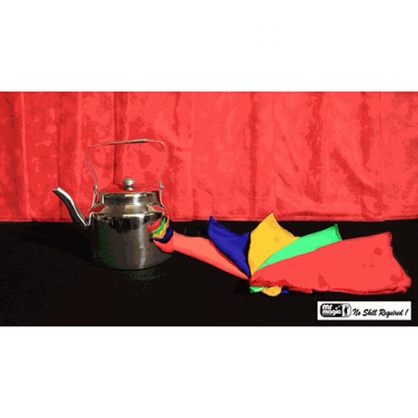 Magic Tea Pot (Economy) by Mr. Magic