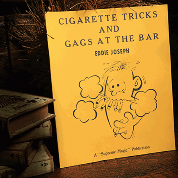 Cigarette Tricks and Gags at the Bar by Eddie Jose...