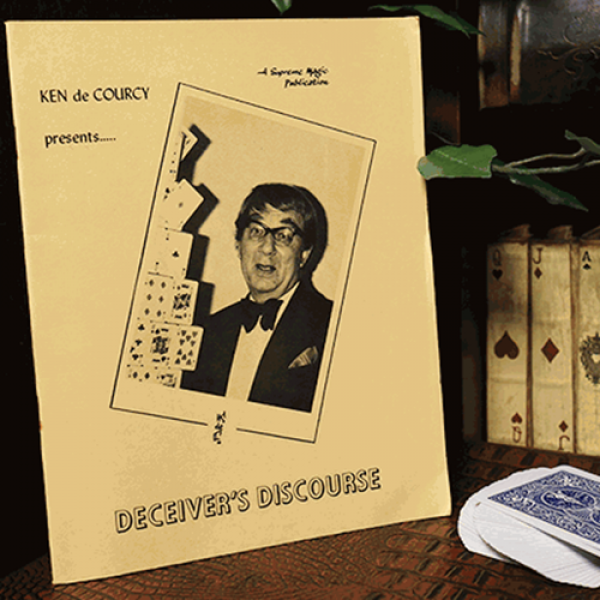 Deceiver's Discourse by Ken de Courcy - Book