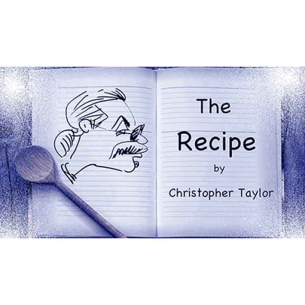 The Recipe by Christopher Taylor Mixed Media DOWNL...