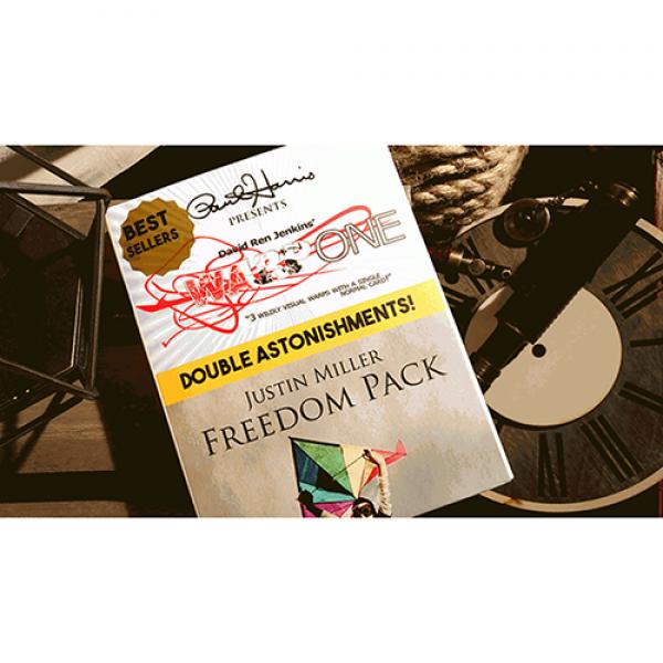 Paul Harris Presents Warp One/Freedom Pack Double ...