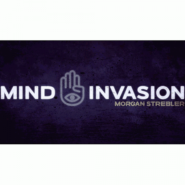 Mind Invasion by Morgan Strebler - DVD