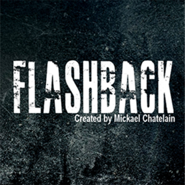 FLASHBACK (Red) by Mickael Chatelain