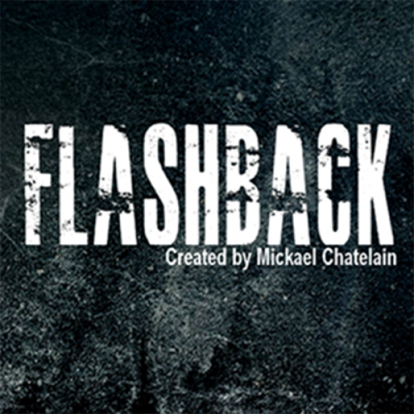 FLASHBACK (Blue) by Mickael Chatelain
