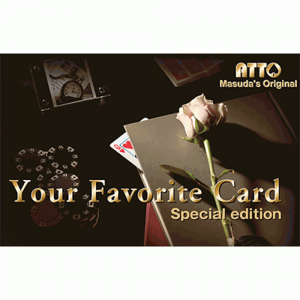 Your Favorite Card (Special Edition) by Katsuya Masuda